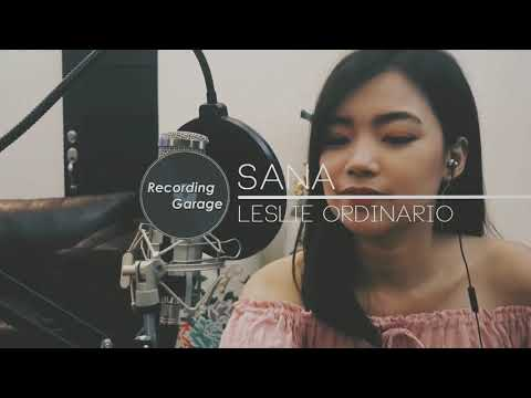 Sana - I Belong to the Zoo | Cover by Leslie Ordinario