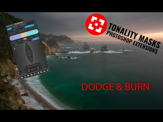 Dodge & Burn TM Panel v5.0