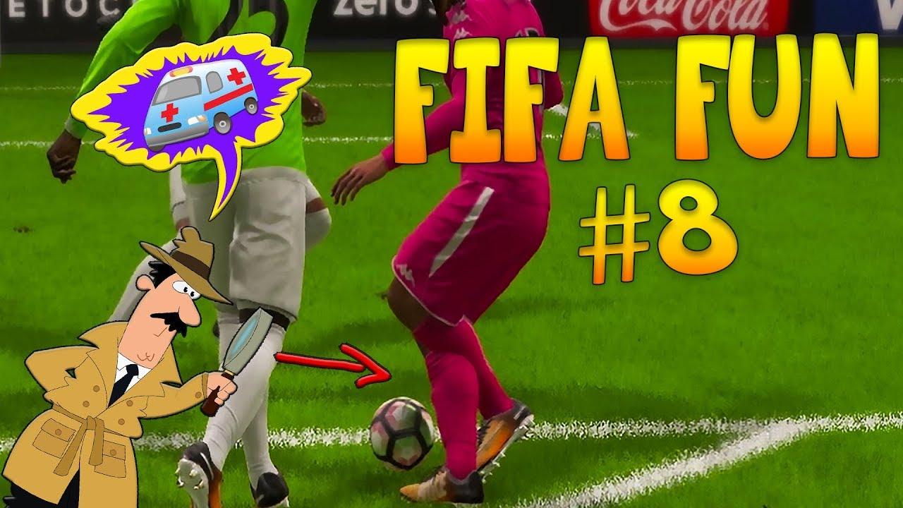Fifa 18 Funny Fails #8 - Football Net where are YOU?