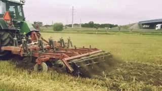 Prowadzenie równoległe z Agropilotem