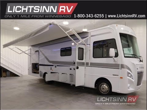 LichtsinnRV.com - New Winnebago Intent 30R