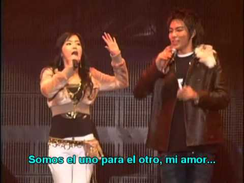 Big Bang - We belong together sub esp live