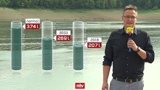 Geht Deutschland bald das Wasser aus?
