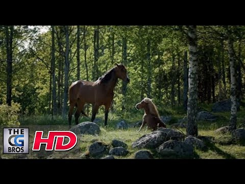 "CGI VFX Spot : ""No Dream Is Too Big"" - by Fido"