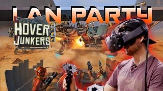 VR MULTIPLAYER SHOOTOUT - Hover Junkers