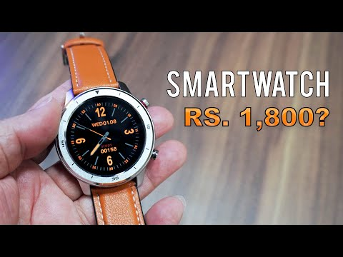 LEMFO Full Round Touch Display Smart Watch For Rs. 1,800 ?