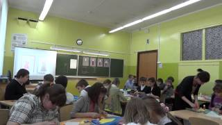 Видеозапись учебного занятия Рыбина А.А.