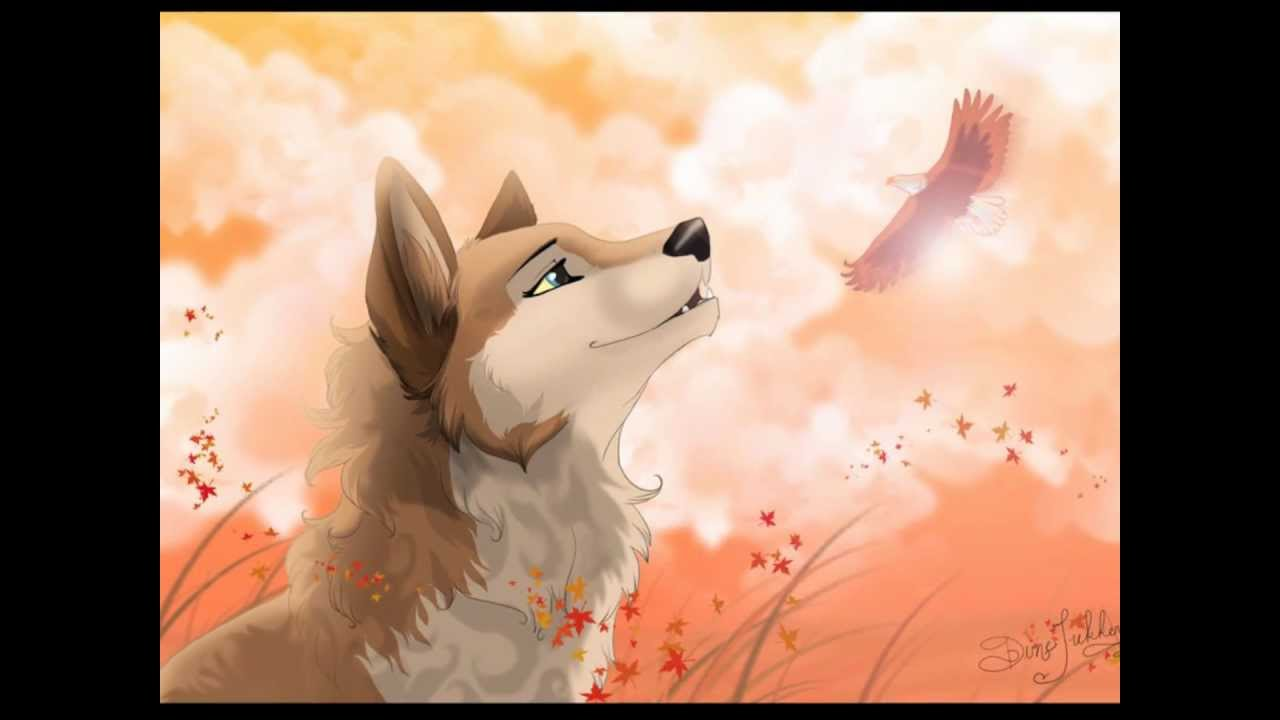 2048 Anime Wolves