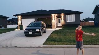 #20. Экскурсия по нашему дому в Канаде