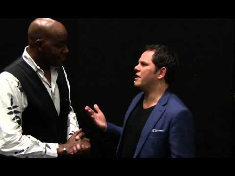 Ainsley Harriott interview presented by Citibank