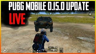 Pubg mobile 0.15.0 update is here guys || New BMDR car in flare ||@29rs sponsor