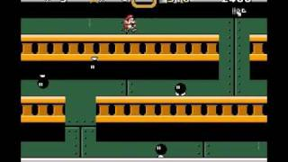 Super Mario World Master Quest 8 Intro level + Factory level.avi