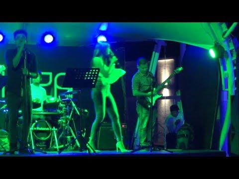 LIVE BAND From IBIZA BEACH CLUB MOVENPICK MACTAN CEBU PHILIPPINES 2015
