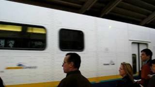Video West Coast Express train arrives at Maple Meadows Station download MP3, 3GP, MP4, WEBM, AVI, FLV Desember 2017