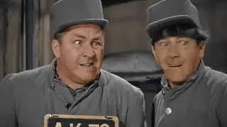 the Three Stooges - Beer Barrel Polecats Color
