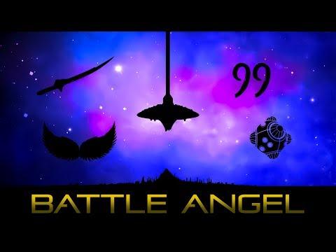 Battle Angel - K Tempo (Official Lyric Video)