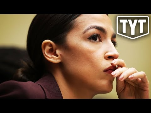 Alexandria Ocasio-Cortez BOMBARDED With Violent Threats