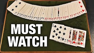 Gambar cover FOOL MAGICIANS With This Insane No Setup Card Trick!