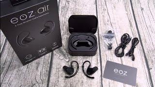 EOZ AIR - Truly Wireless Sports Earbuds