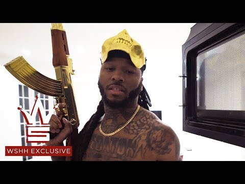 Montana Of 300 Dancing With My AK (WSHH Exclusive - Official Music Video)