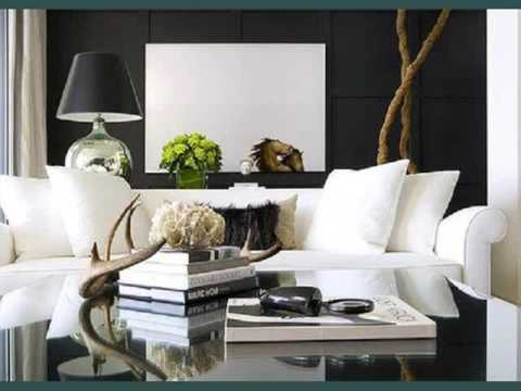 Modern Table Lamps For Living Room - YouTube