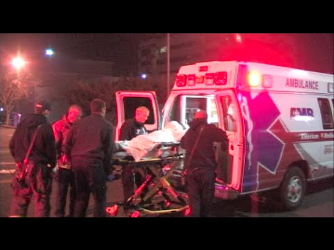 Early Morning Hit-And-Run In Downtown Modesto Sends Pedestrian To The Hospital