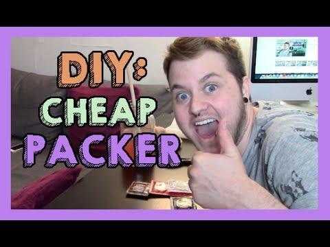 FTM ~ DIY: cheap packer.