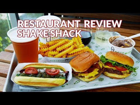 Restaurant Review - Shake Shack, Burgers | Atlanta Eats