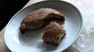 Как делать выпечку из ржаной муки Вкусно и полезно Сладкие булочки Лепешки Хлеб Влог