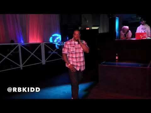 RB KIDD LIVE
