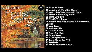 Maranatha Music - 2005 Greatest Praise Songs of the Church (Disc 1)