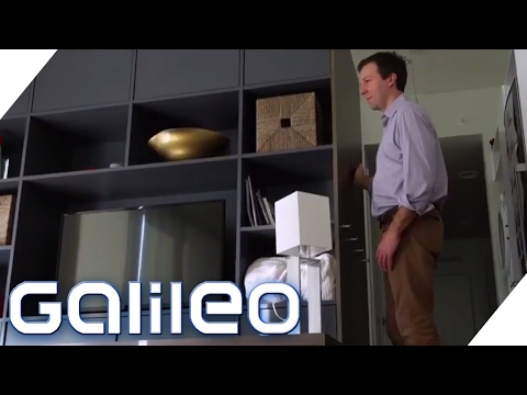 Die Roboter-Wohnung | Galileo Lunch Break