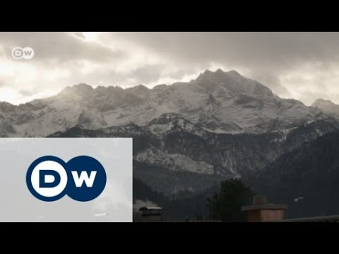 The Zugspitze with a Viewer from the USA | Discover Germany