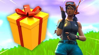 GIFTING in Fortnite not as good as we thought..