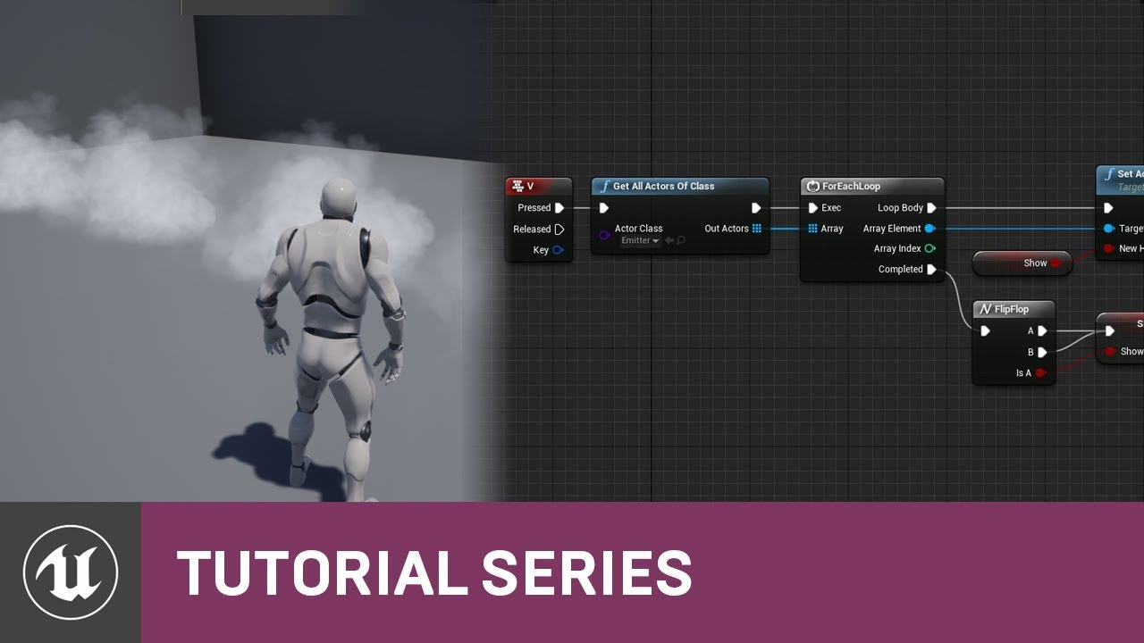 Blueprint essentials for each loop 12 v42 tutorial series blueprint essentials for each loop 12 v42 tutorial series unreal engine malvernweather Image collections