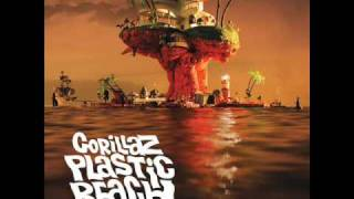 Gorillaz-On Melancholy Hill(Plastic Beach) + Lyrics
