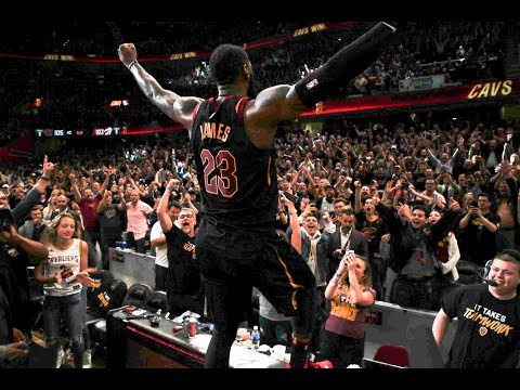 Tissot Buzzer: LeBron James Does It Again At The Buzzer!!!