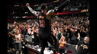 Tissot Buzzer Beater: LeBron James Does It Again At The Buzzer!!!