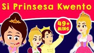 Si Prinsesa Kwento - Kwentong Pambata - Mga kwentong pambata tagalog na may aral - Pambatang kwento
