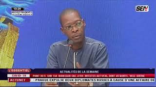 DMEDIA🚨 Live Suivez L'essentiel avec Néné Aicha / 05 juin 2020