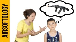 Convincing Parents To Get You an Airsoft Gun? | Airsoftology Q&A Show