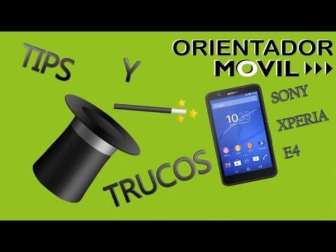 Sony Xperia E4  tips  y trucos para android (aumenta velocidad, rendimiento y batería) Parte #1