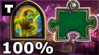 Hearthstone: The Puzzle Lab -  Mirror | Test Subject  100%