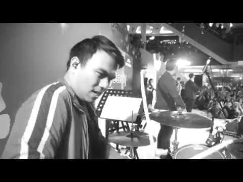 AFGAN - DIA DIA DIA (LIVE ARRANGEMENT) - YOIQBALL DRUMCAM
