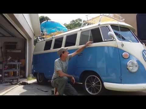 Building a 62 VW Bus ( self build : )