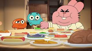 Gumball | Richard Watterson Is Finally On A Diet | The Diet