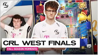 CRL West Fall Season 2020 Finals | SK Gaming vs Queso | Moments