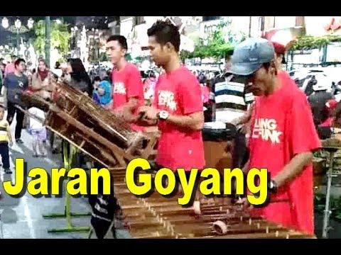 JARAN GOYANG - Calung ANGKLUNG Malioboro Jogja - BAMBOO Music [HD]