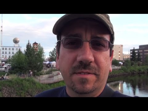 Fairbanks and the Midnight Sun Festival - Alaska Part 1 | Traveling Robert