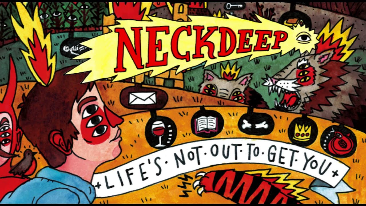 Neck Deep Serpents Youtube